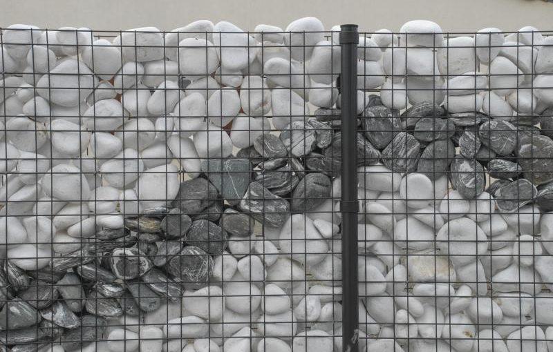 Gabioni vai gabionu sienas?